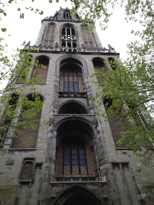 Dom Tower in Utrecht