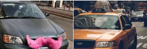 Lyft vs. taxi