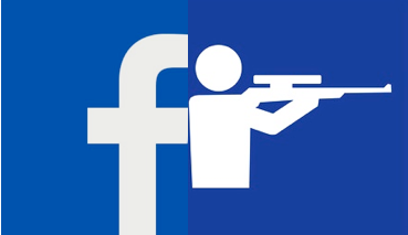 FB with gun