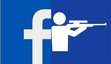 FB with gun