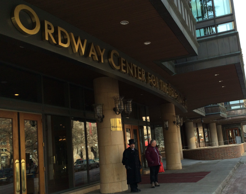 Ordway Center doorman