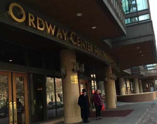 Ordway Center doorman
