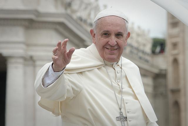 Katherine Kersten vs. Pope Francis