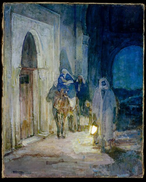 Flight_Into_Egypt_1923_Henry_Ossawa_Tanner
