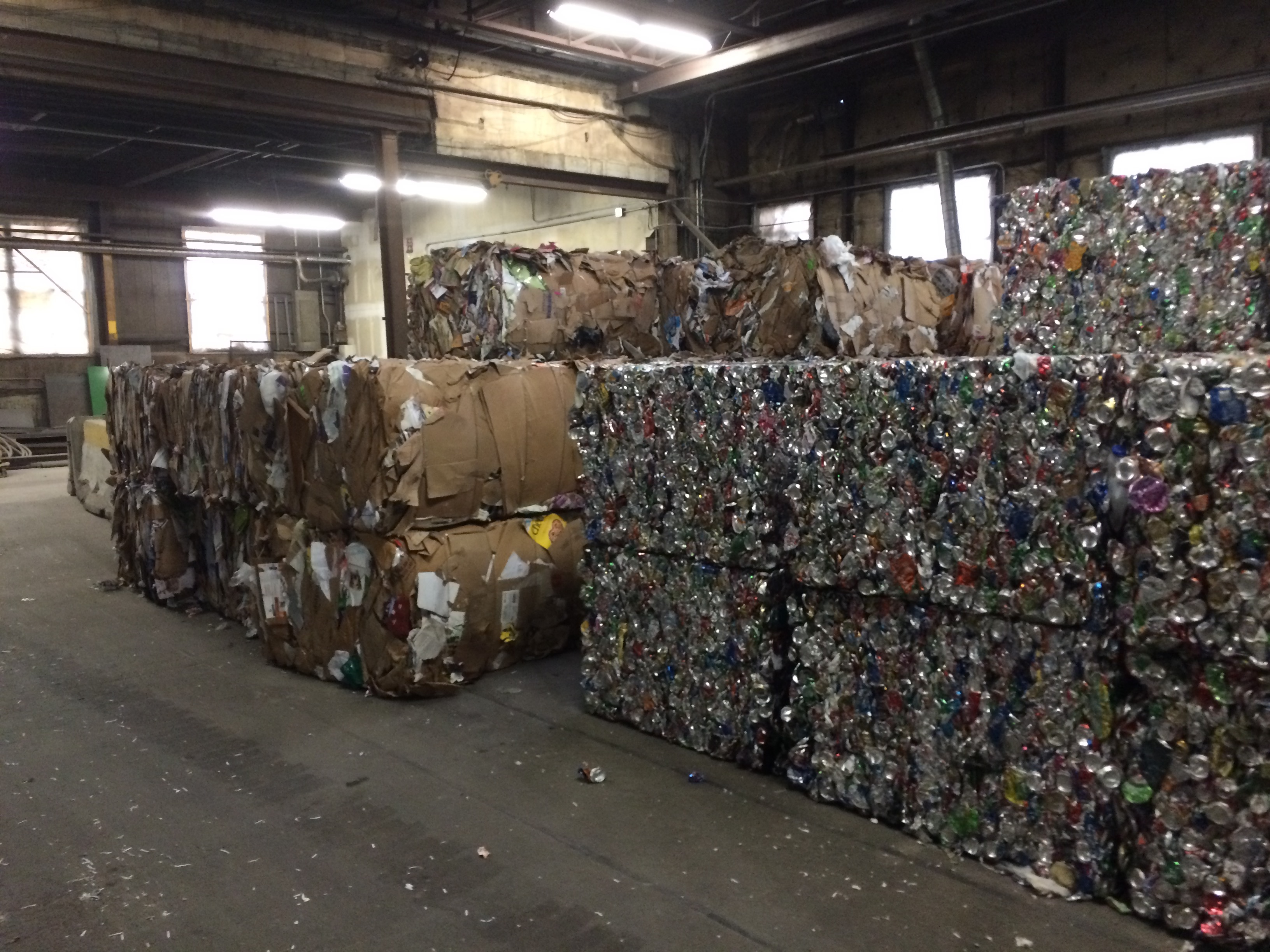Recycling and the China connection