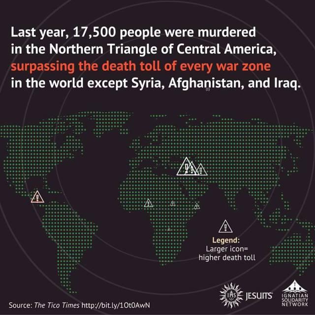 Northern Triangle murders