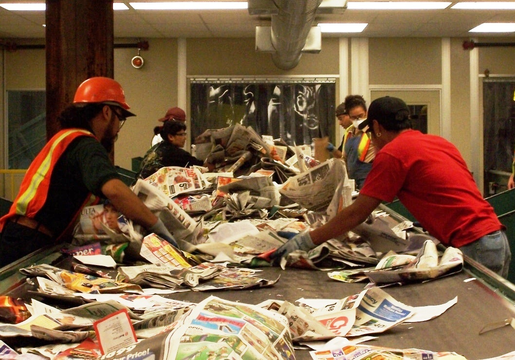 Eureka Recycling: Pro-employee, pro-environment, local and responsible