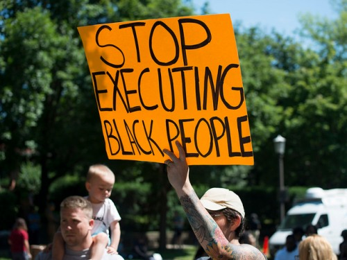 Stop executing black people Fibonacci