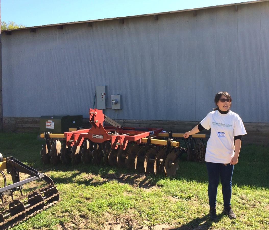 Immigrant farming dreams: the Hmong American Farmers Association