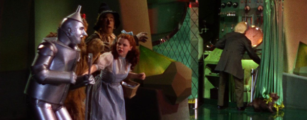 Pulling back the curtain on the Donald of Oz