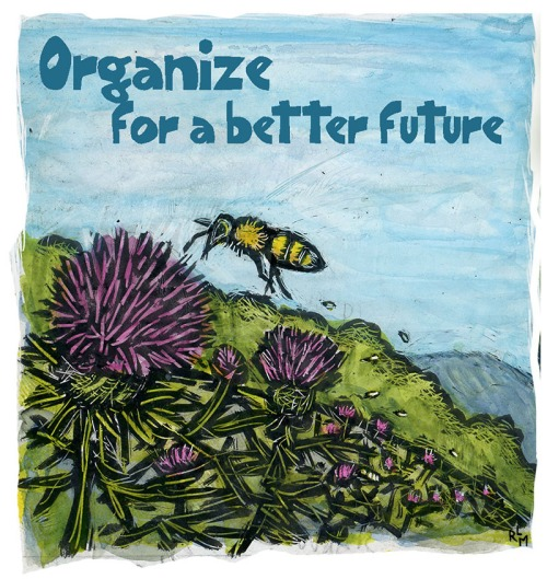 RLM Organize for a Better Future