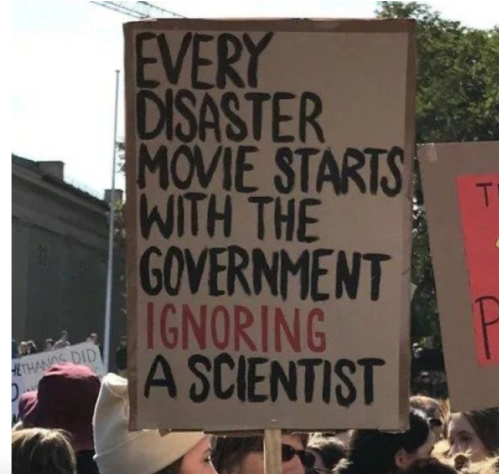 every disaster movie starts