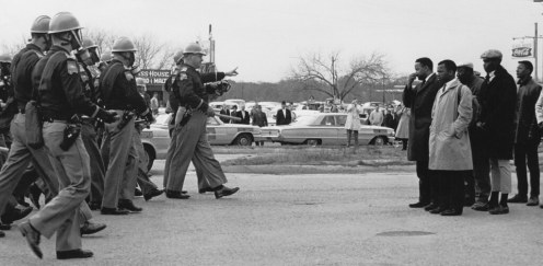 John Lewis Two Minute Warning Selma 1965
